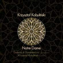 Krzysztof Kobyliński & Daniele Di Bonaventura: Notre Dame, CD