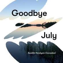 Jaak Sooäär: Goodbye July, CD