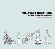 The Avett Brothers: Four Thieves Gone, CD