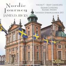 James D. Hicks - Nordic Journey, CD
