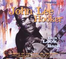 John Lee Hooker: Don't Look Back (Digipack) (20 Tracks) (Complete Blues), CD