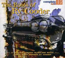 Roots Of Ry Cooder, CD