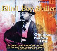 Blind Boy Fuller: Get Your Yas Yas Out, CD