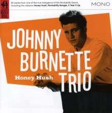 Johnny Burnette: Honey Hush, CD