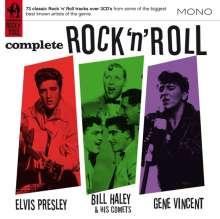 Complete Rock 'n' Roll, 3 CDs