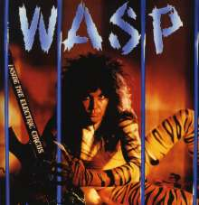 W.A.S.P.: Inside The Electric Circus (180g) (Limited-Edition) (Colored Vinyl), LP