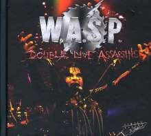 W.A.S.P.: Double Live Assassins, 2 CDs