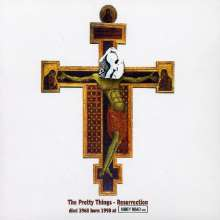 The Pretty Things: Resurrection, CD