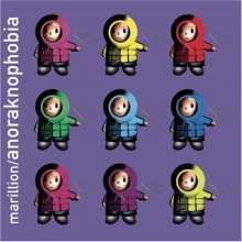 Marillion: Anoraknophobia, CD