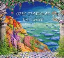 Ozric Tentacles: Erpland, CD