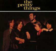 The Pretty Things: The Pretty Things, CD