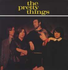 The Pretty Things: The Pretty Things (180g) (Limited Edition), LP