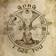 Gong: I See You, CD