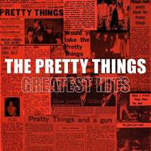 The Pretty Things: Greatest Hits (Deluxe-Edition), 2 CDs