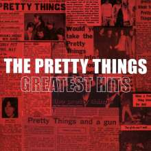 The Pretty Things: Greatest Hits, CD