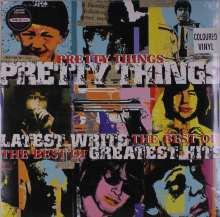The Pretty Things: Latest Writs Greatest Hits (Limited Edition) (Colored Vinyl), LP