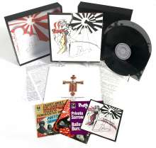 The Pretty Things: S.F. Sorrow (50th Anniversary) (Limited Edition Box Set), 4 LPs und 4 Singles 7""