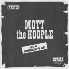 Mott The Hoople: Live At Hammersmith 1973 (180g), 2 LPs