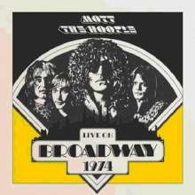 Mott The Hoople: Live On Broadway 1974, 2 LPs