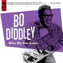 Bo Diddley: Who Do You Love, CD