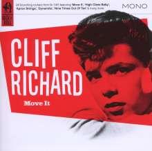 Cliff Richard: Move It, CD
