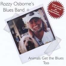 Roger K. Osborne: Animals Get The Blues Too, CD