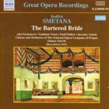 Bedrich Smetana (1824-1884): Die verkaufte Braut, 2 CDs