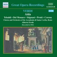 Giuseppe Verdi (1813-1901): Aida, 2 CDs