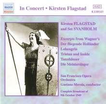 Kirsten Flagstad & Set Svanholm singen Wagner, CD