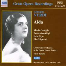 Aida, 2 CDs