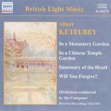 Albert Ketelbey (1875-1959): Albert Ketelbey dirigiert eigene Werke 1, CD