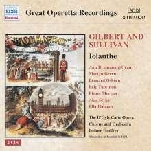 Arthur Sullivan (1842-1900): Iolanthe, 2 CDs