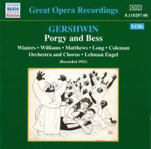 George Gershwin (1898-1937): Porgy and Bess, 2 CDs