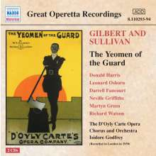 Arthur Sullivan (1842-1900): The Yeomen of the Guard, 2 CDs