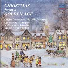 Christmas from a Golden Age (1925-1950), CD