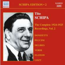 Tito Schipa Edition Vol.2, CD