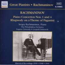 Rachmaninoff plays Rachmaninoff II, CD