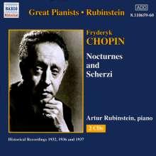 Frederic Chopin (1810-1849): Scherzi Nr.1-4, 2 CDs