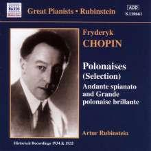 Frederic Chopin (1810-1849): Polonaisen Nr.1-7, CD