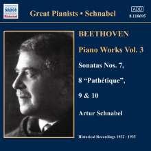 Ludwig van Beethoven (1770-1827): Klaviersonaten Nr.7-10, CD