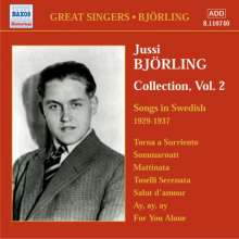 Jussi Björling - Collection Vol.2, CD