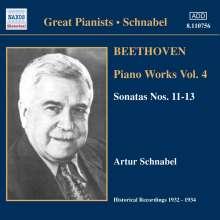 Ludwig van Beethoven (1770-1827): Klaviersonaten Nr.11-13, CD