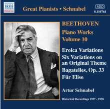 Ludwig van Beethoven (1770-1827): Bagatellen op.33, CD