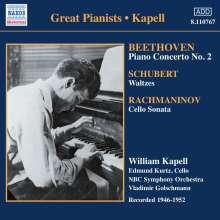 Ludwig van Beethoven (1770-1827): Klavierkonzert Nr.2, CD