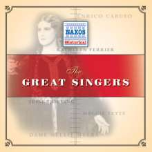 Great Singers, 2 CDs