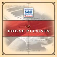 Great Pianists, 2 CDs