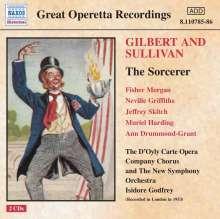 Arthur Sullivan (1842-1900): The Sorcerer, 2 CDs