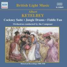 Albert Ketelbey (1875-1959): Albert Ketelbey dirigiert eigene Werke 3, CD