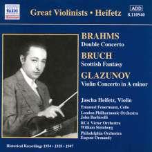 Jascha Heifetz - The Great Violinist II, CD