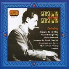 George Gershwin (1898-1937): Gershwin Plays Gershwin, CD